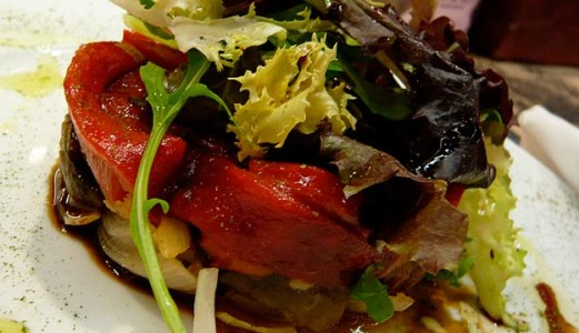 Pimientos Asados en salsa de tomate – Receta