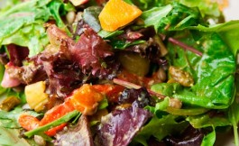 Ensalada Mediterranea – Receta vegetariana