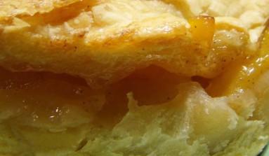 Tarta vegana de pera – Receta