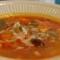 Receta de sopa jardinera