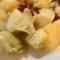 Receta de alcachofas estilo maní