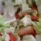 Ensalada tropical de lenteja